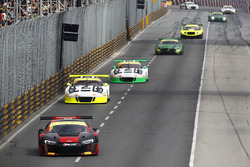 Laurens Vanthoor, Audi Sport Team WRT Audi R8 LMS leads