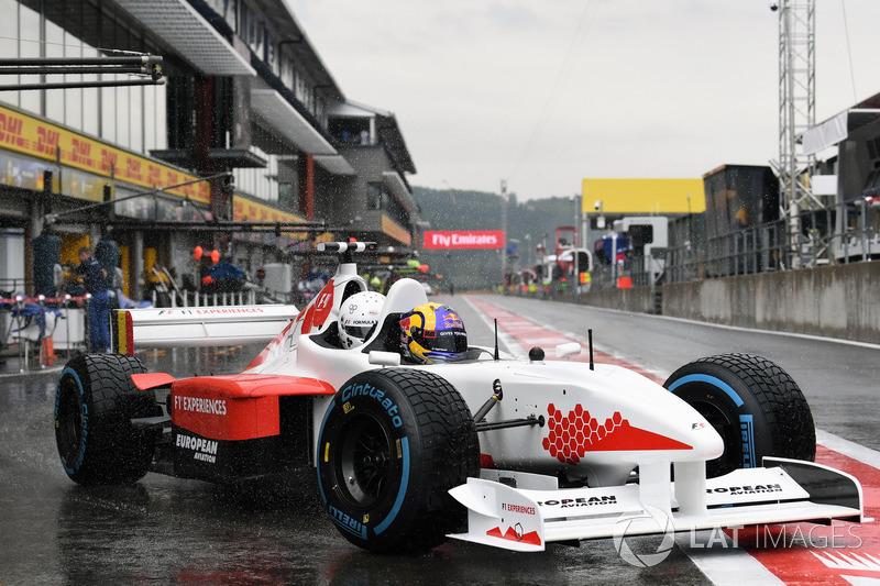 Патрик Фризахер, F1 Experiences