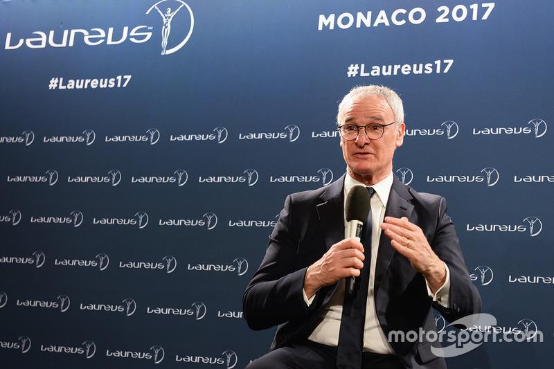 Claudio Ranieri, manager van Leicester City FC