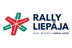 Rally Liepāja, logo