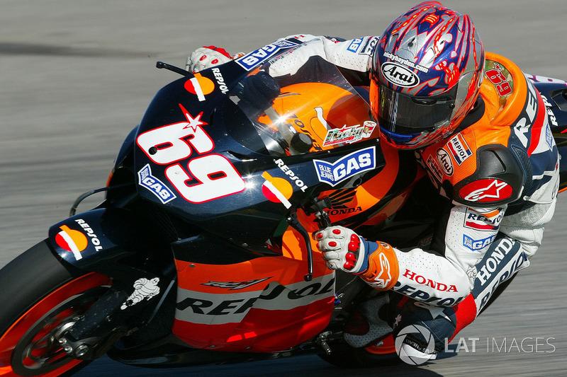 2004. Nicky Hayden