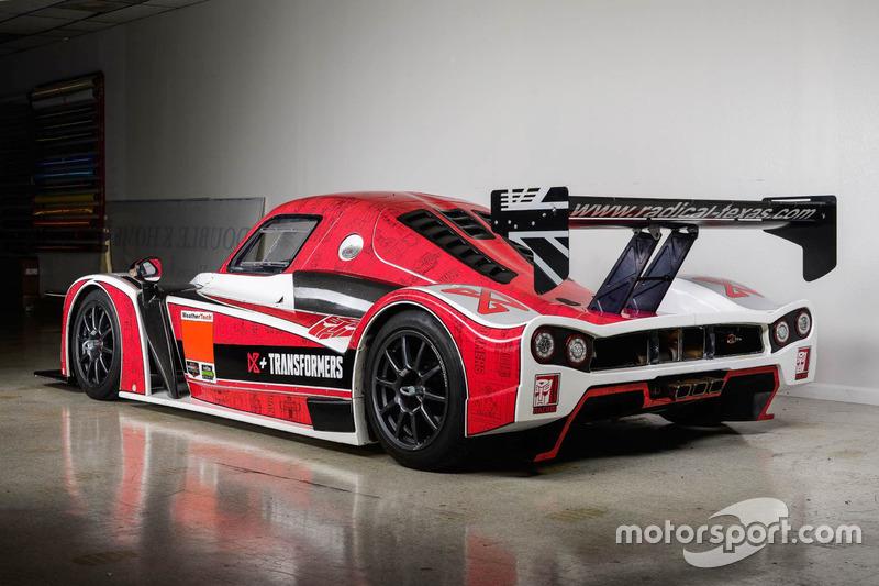 D3+ Transformers Racing LMP2