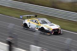 #22 MRS GT-Racing, Nissan GT-R NISMO GT3: Remo Lips, Marc Gassner