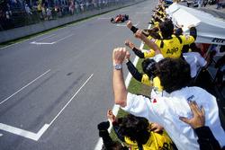 1. Jean Alesi, Ferrari 412T2
