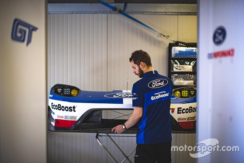 Mechaniker: Ford Chip Ganassi Racing