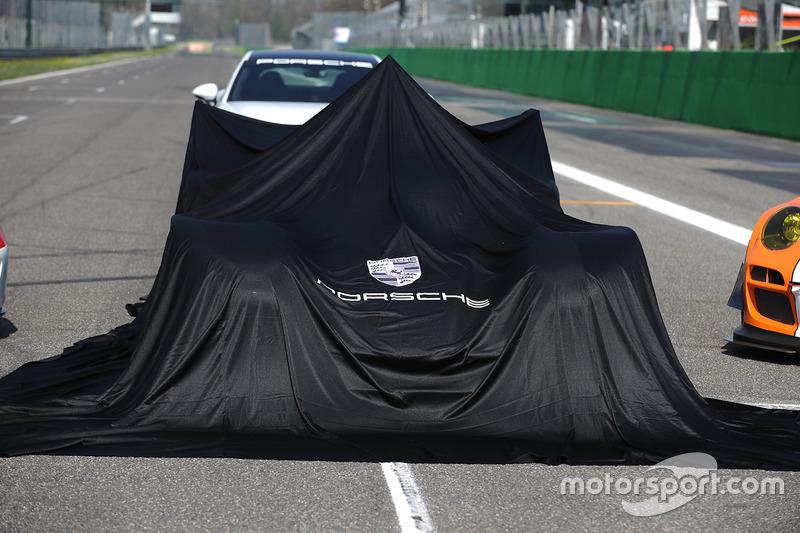 Porsche Team, Porsche 919 Hybrid