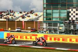 Чаз Девіс, Ducati Team, Давіде Джуліано, Honda World Superbike Team