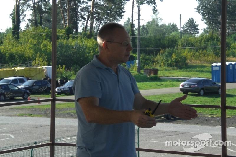 Начальник безпеки Олександр Кулаков