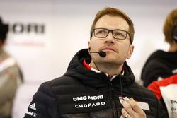 Руководитель Porsche Team Андреас Зайдль