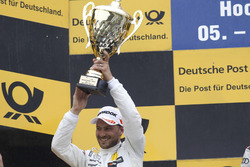 Podium: second place Gary Paffett Mercedes-AMG Team HWA, Mercedes-AMG C63 DTM