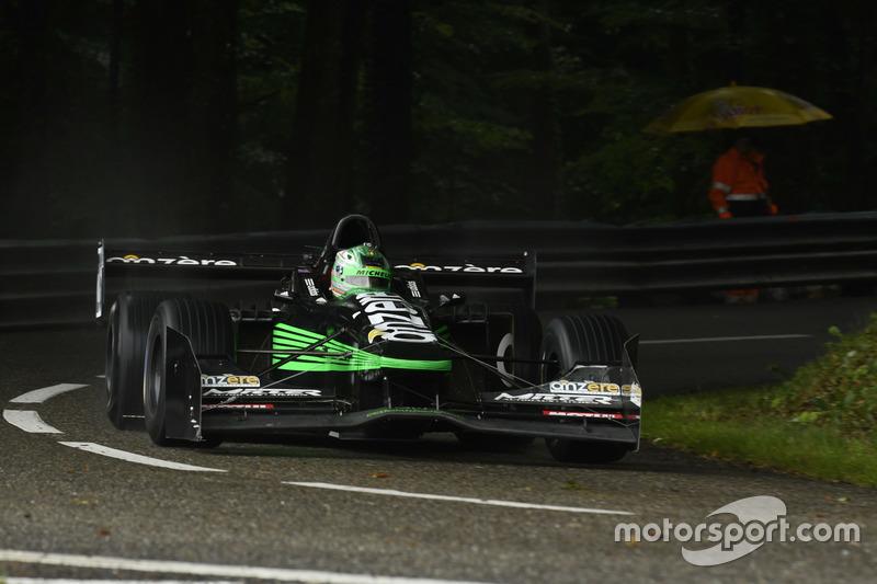 Eric Berguerand, Lola FA99-Cosworth, Atelier de la Tzoumaz