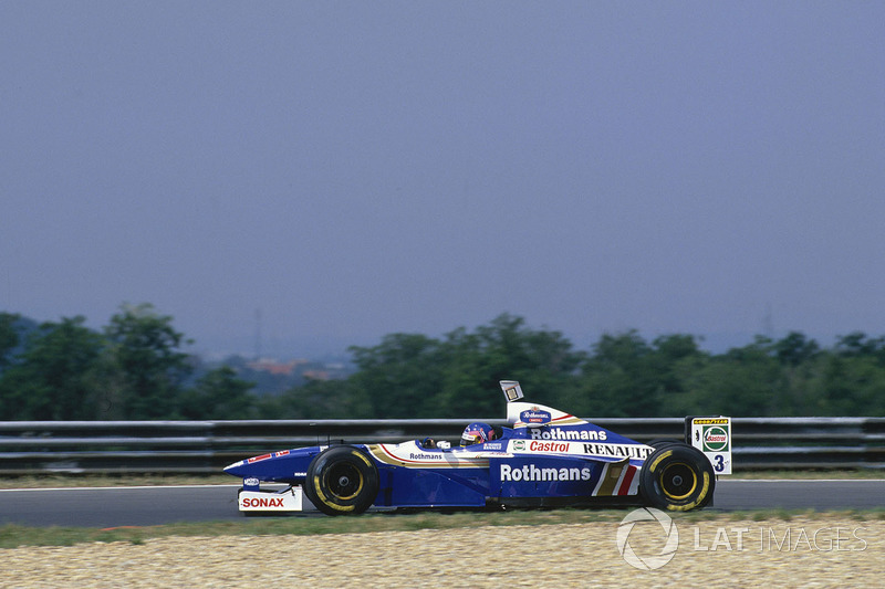 Жак Вільньов, Williams FW19 Renault