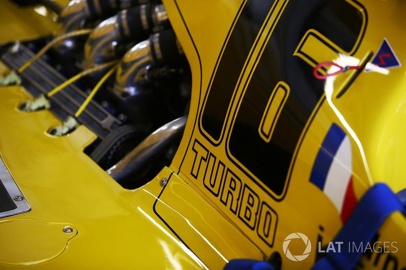 Renault Sport F1 Team F1 Historic, Франк Монтані