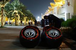 Pirelli Super Soft tyres