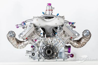 Porsche 919 Hybrid-motor