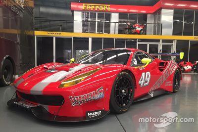 Vicious Rumours Ferrari unveil