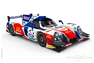 Greaves Motorsport announcement