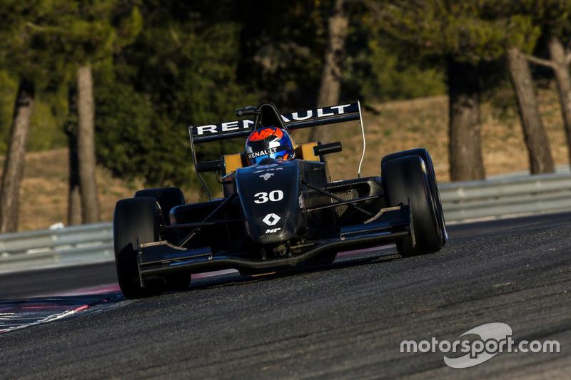 Lundgaard MP Motorsport aankondiging