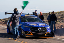 #173 Nick Robinson, Acura TLX A-Spec