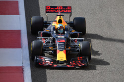 Daniel Ricciardo, Red Bull Racing RB13 con dei sensori serodinamici