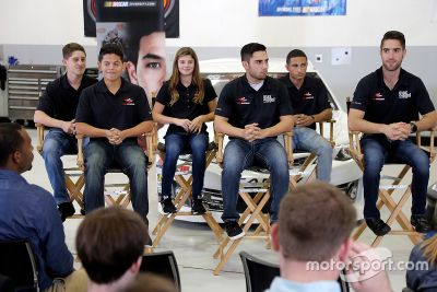 NASCAR Drive For Diversity classe 2018
