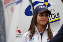 Cristina Gutiérrez, Mitsubishi Montero