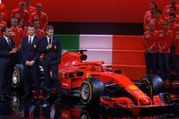 Кімі Райкконен, Ferrari, Себастьян Феттель, Ferrari, Марк Жене, Ferrari