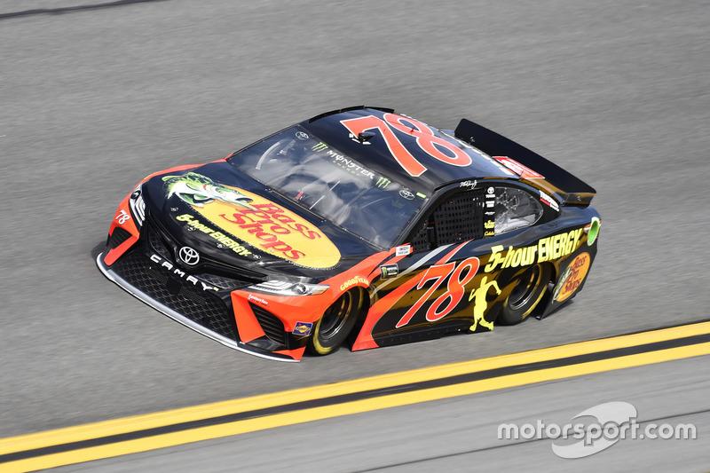 №78. Мартин Труэкс, Furniture Row Racing, Bass Pro Shops/5-hour Energy Toyota Camry