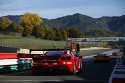 #26 Gohm Motorsport SI Ferrari 488: Alexander Nussbaumer