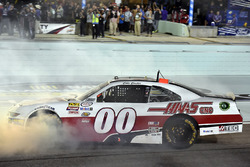 Race winner Cole Custer, Stewart-Haas Racing Ford