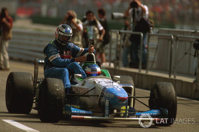 GP da Alemanha 1996 – Gerhard Berger