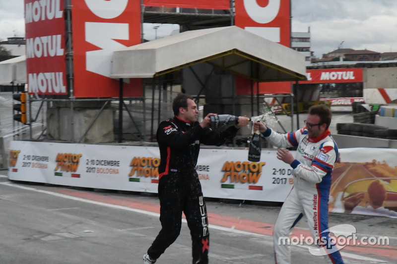 Podio Trofeo Italia Rally Autostoriche