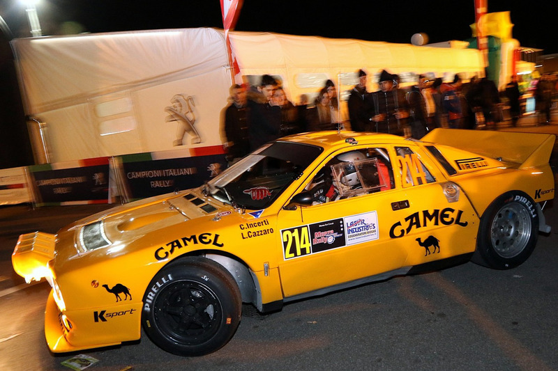 Карло Инчерти, Луиджи Каццаро, Lancia Rally 151