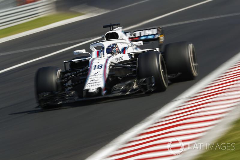 2018 : Williams-Mercedes FW41