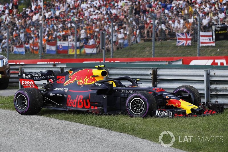 Автомобиль RB14 Макса Ферстаппена, Red Bull Racing