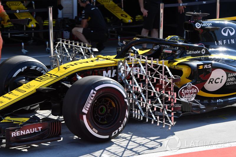 8 місце — Ніко Хюлькенберг, Renault