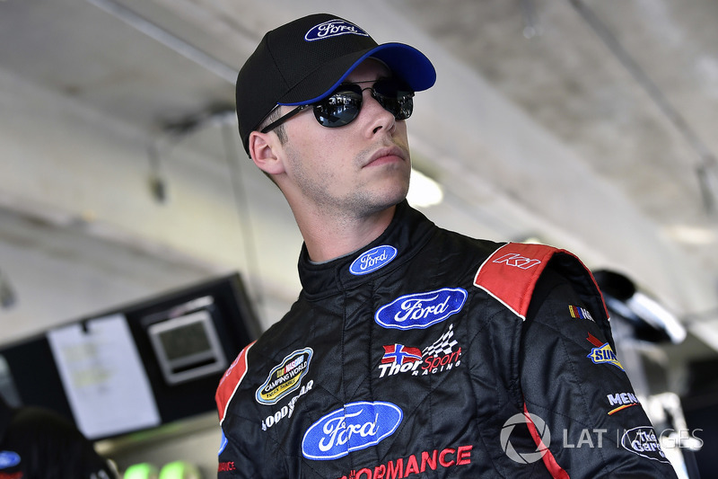 Ben Rhodes, ThorSport Racing, Ford F-150