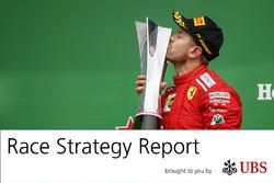 Report strategia - GP del Canada