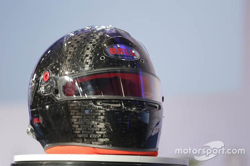Надбезпечний шолом FIA