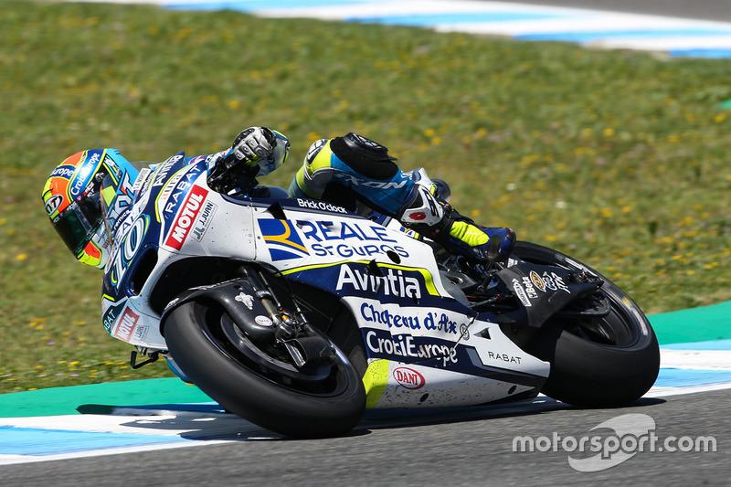 23. Xavier Simeon , Avintia Racing