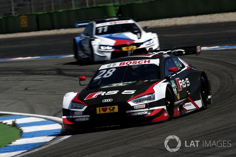 17. Loic Duval, Audi Sport Team Phoenix, Audi RS 5 DTM