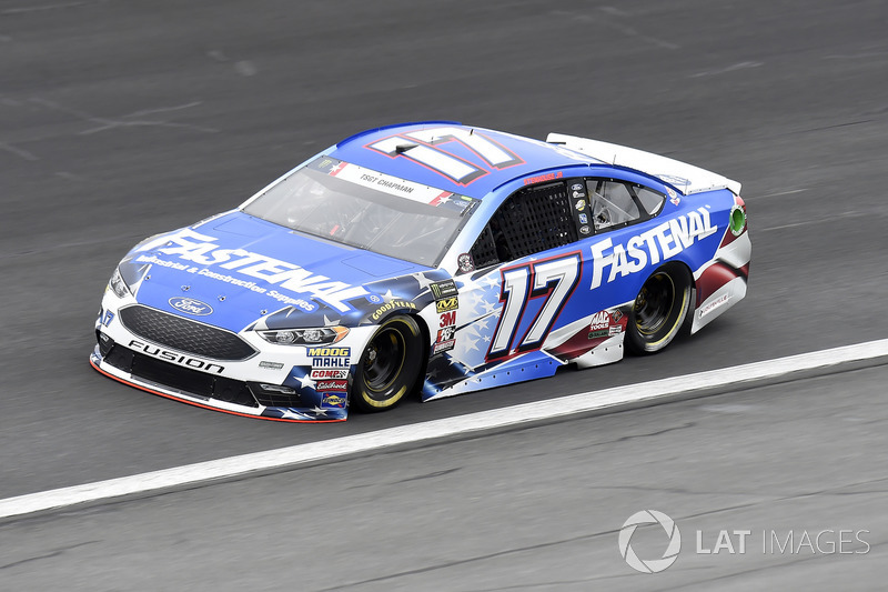 13. Ricky Stenhouse Jr., Roush Fenway Racing, Ford Fusion Fastenal