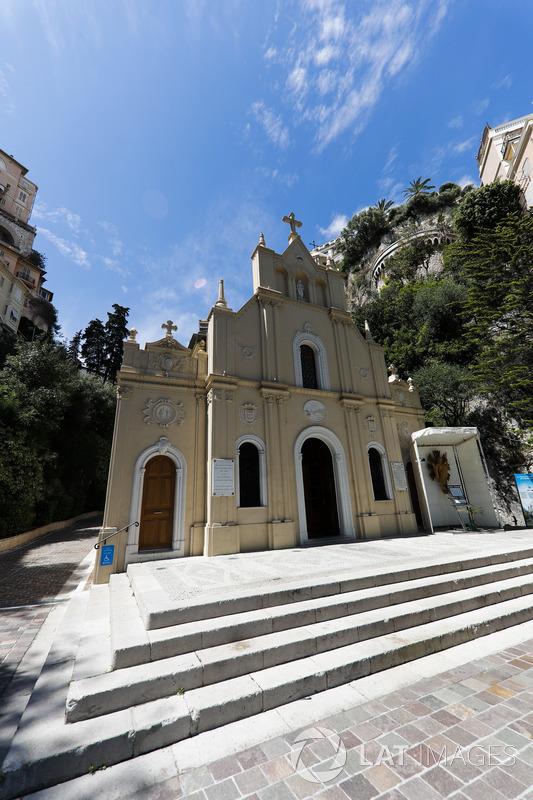 Santa Devota, cappella
