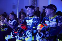 Tito Rabat, Avintia Racing y Xavier Simeon, Avintia Racing