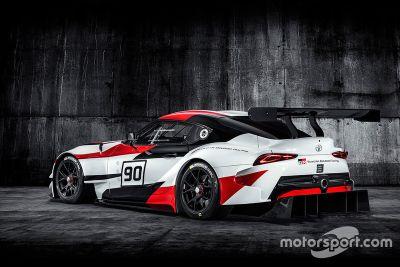 Toyota GR Supra Racing Concept lansmanı