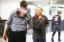 Guenther Steiner, Haas F1 y Gene Haas