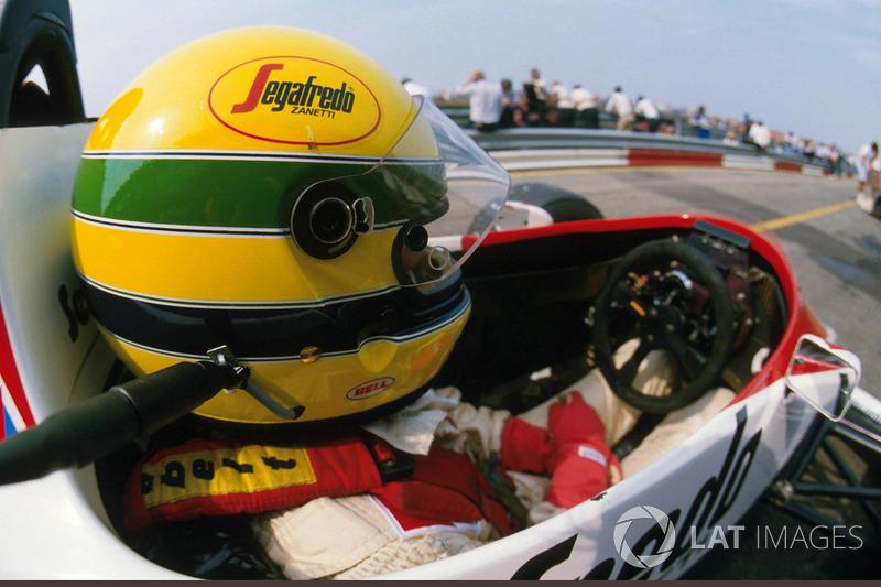 Ayrton Senna - Toleman (1984)