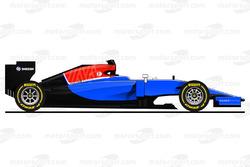 Manor Racing MRT05
