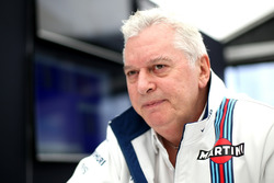 Pat Symonds, Williams F1 Team, Chief Technical Officer