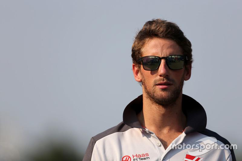 Romain Grosjean,, Haas F1 Team